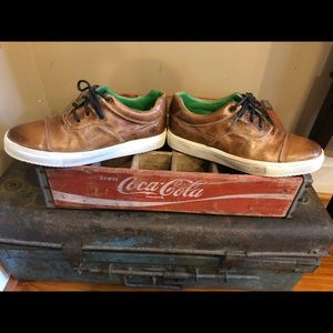 Bed Stu leather sneakers!  Worn once!